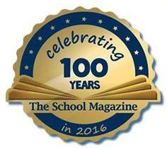 100 yrs school mag