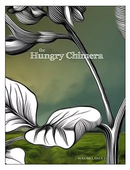 Hungry Chimera Issue 3 cover