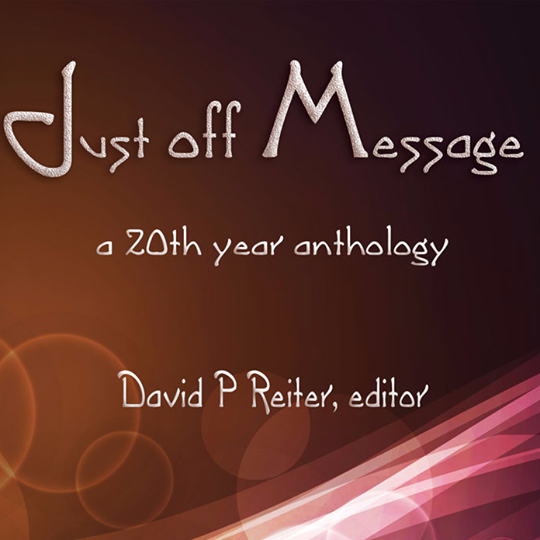 Just off message
