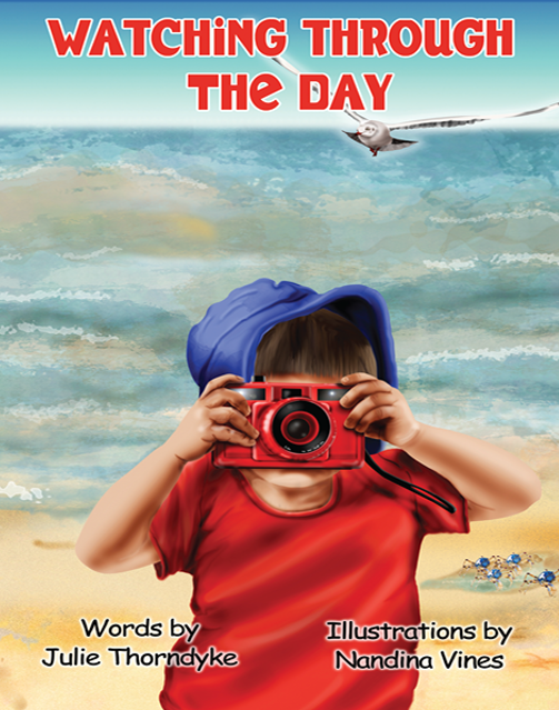 Watching through the day cover